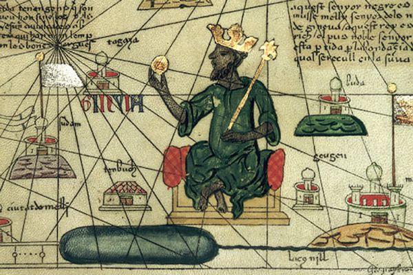 Ну а величайшим богачом признан Манса Муса - правитель государства Мали, живший с 1280 по 1337 годы. Как пишет Time, его богатства не поддаются описанию. Историки считают, что царство Мусы было крупнейшим производителем золота в мире. Ученым не удалось подсчитать величину его состояния. Но они считают, что расходы этого человека однажды вызвали финансовый кризис в Египте. До наших дней дошли изображения Мусы, на которых он в золотой короне восседает на золотом троне, держа в руках золотые скипетр и чашу.