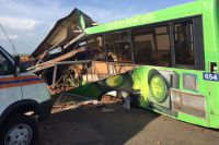 Авария унесла жизни 16 человек, в том числе и обоих водителей.