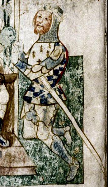 На восьмом месте - бретонский рыцарь Ален Рыжий. Он умер в 1093 году, и его состояние составляло 11 тысяч фунтов стерлингов. В пересчете на современный курс, он владел бы 194 миллиардами долларов США.