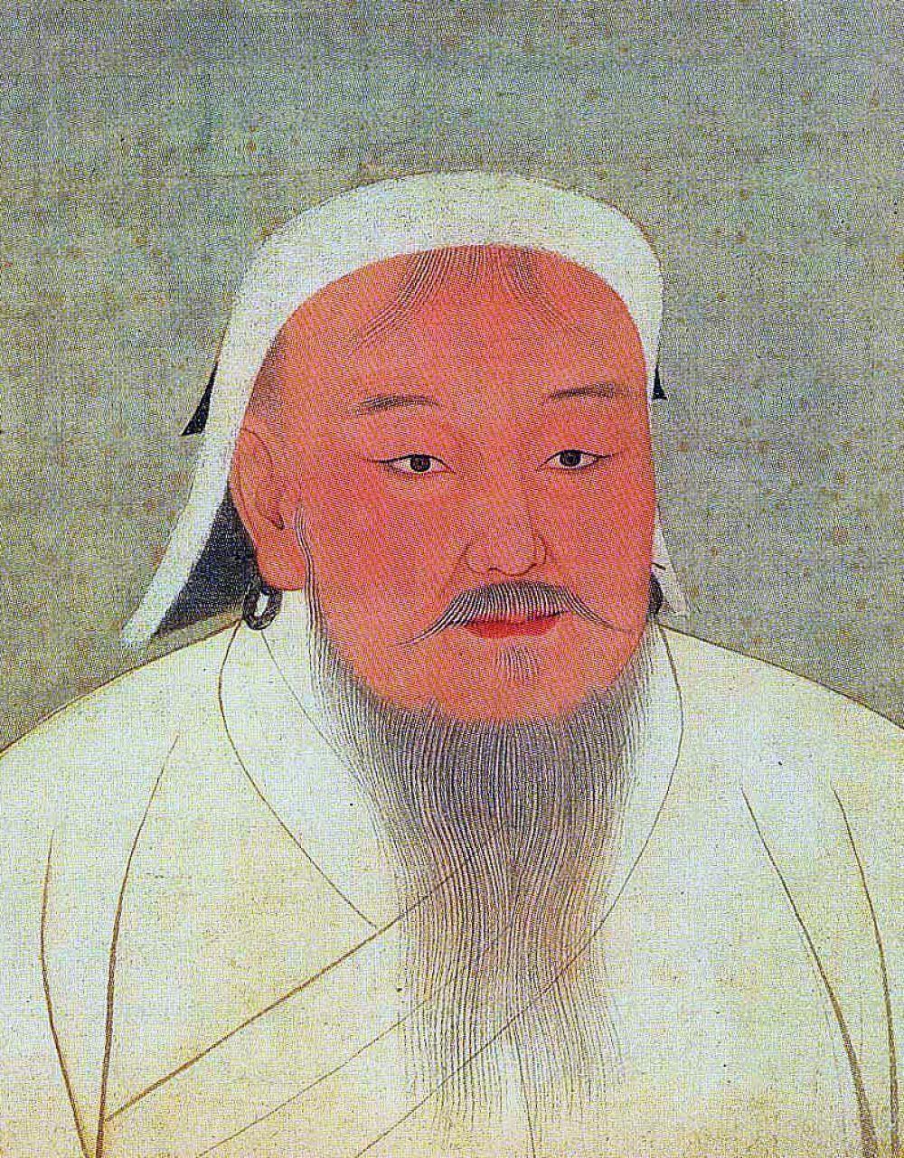 По мнению экспертов Time, богатства Чингисхана хватило лишь на то, чтобы занять 10 строчку в рейтинге. Точных оценок его состояния журнал не приводит, отмечается только, что он владел множеством земель.