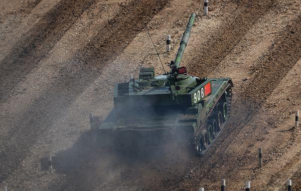 Российские военные попали во второй заезд вместе с представителями Анголы и Монголии.