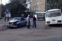 Фото с места аварии.