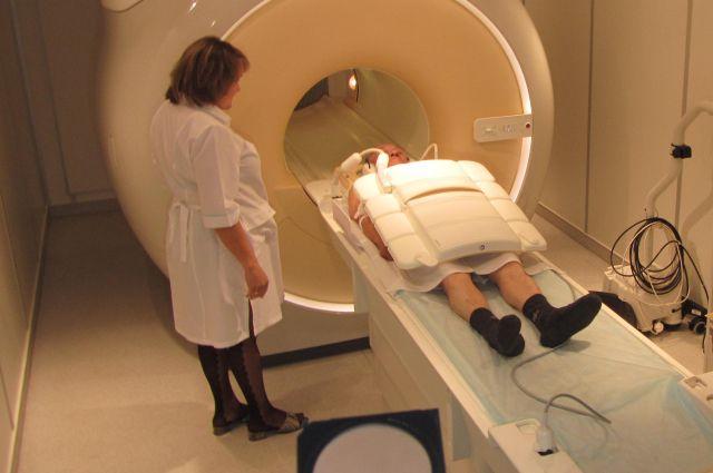 Новый томограф будет работать тише остальных.