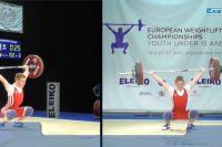 Украина завоевала «золото» на Чемпионате Европы по тяжелой атлетике