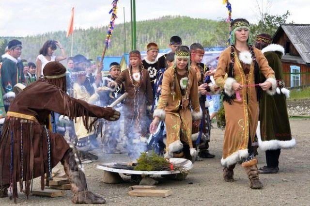 Не исключено, что кто-то из участников фестиваля покажет какой-то древний обряд