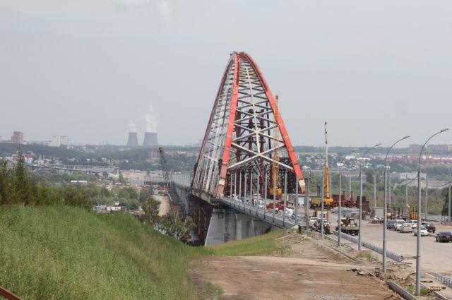 Проект четвёртого моста в Новосибирске отправлен на экспертизу