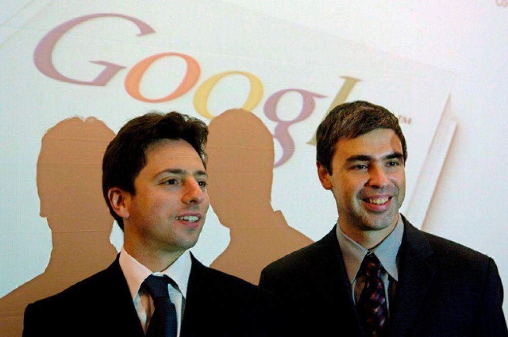 Сооснователи Google Ларри Пейдж и Сергей Брин занимают пятое и шестое место соответственно. Пейдж, занимающий пост исполнительного директора интернет-гиганта, обладает состоянием, оцененным в $29,7 млрд. Состояние Брина, курирующего исследовательское подразделение Google X, оценивается в $29,2 млрд.