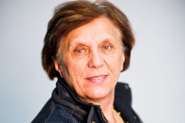Татьяна Овечкина.