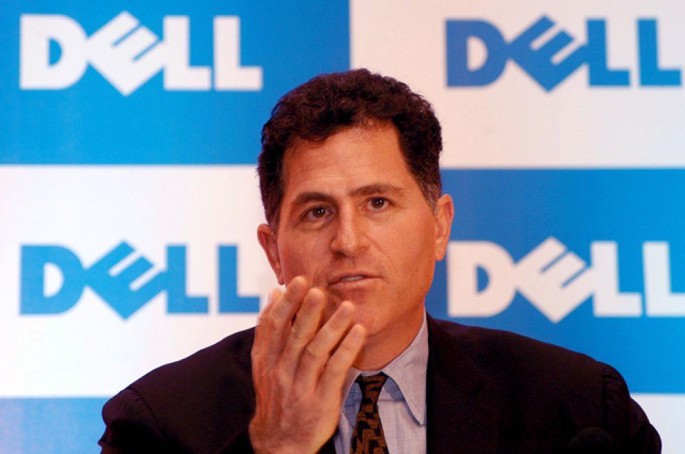 Замкнул десятку Майкл Делл с состоянием в $19,2 млрд. Основатель легендарной Dell в конце 2013 года увел родную компанию с рынка. И хотя с тех пор он не раскрывает финансовых показателей, на словах бизнес Делла растет быстрее, чем Oracle, IBM, Cisco и HP.  19-летний Майкл основал компанию в 1984 году в комнате общежития в Техасе с начальным капиталом $1000. Через четыре года Dell провела IPO и получила капитализацию $85 млн. Когда Делл провел делистинг, компания стоила $25 млрд. Основателю по-прежнему принадлежит 70% бизнеса.