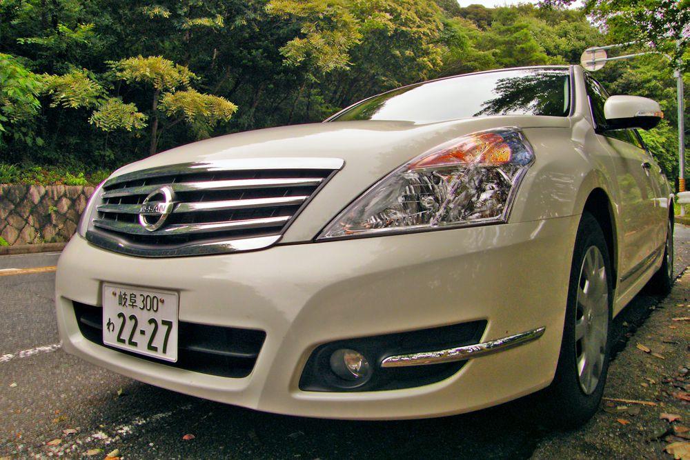Nissan (5,0%) – на шестом месте.