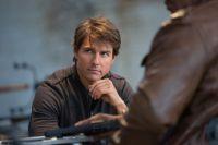 Том круз в фильме «Миссия невыполнима».