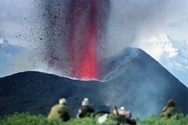 Много ли людей на свете были свидетелями рождения нового вулкана?