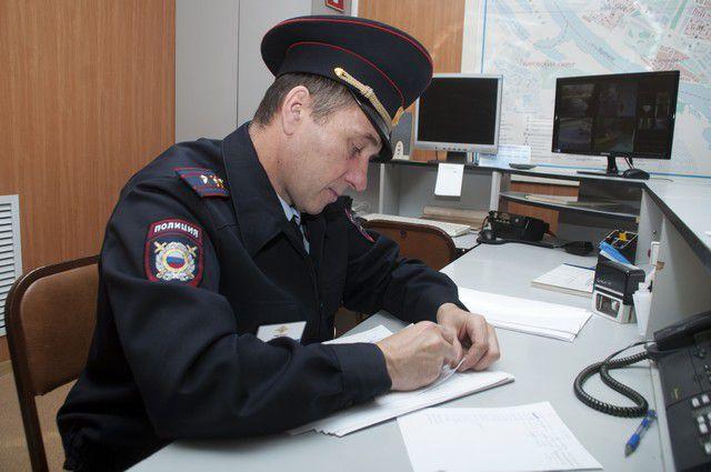 Общественники оценили работу участковых.