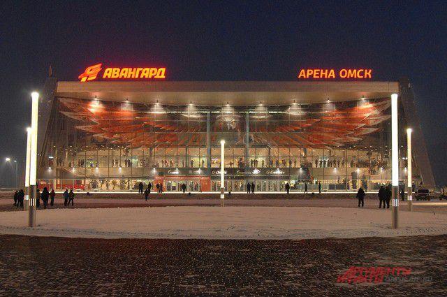 Зарядка пройдёт у Арены-Омск.
