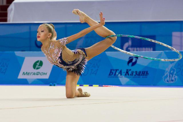 Rusiyalı gimnastlar yenə qızıl medal qazandılar