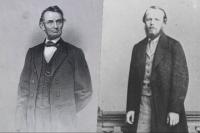 Авраам Линкольн и Фёдор Достоевский.