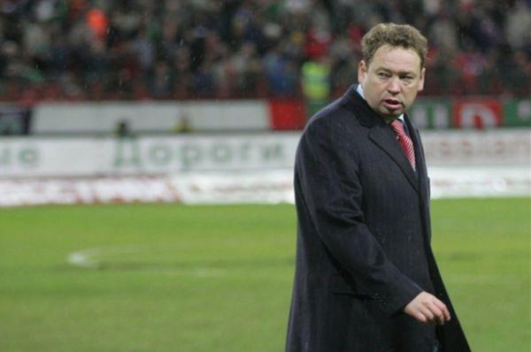 В 2005 году Леонид Слуцкий стал наставником основной команды ФК «Москва». При нем клуб дошёл до финала Кубка страны и претендовал на первые в своей истории медали чемпионата