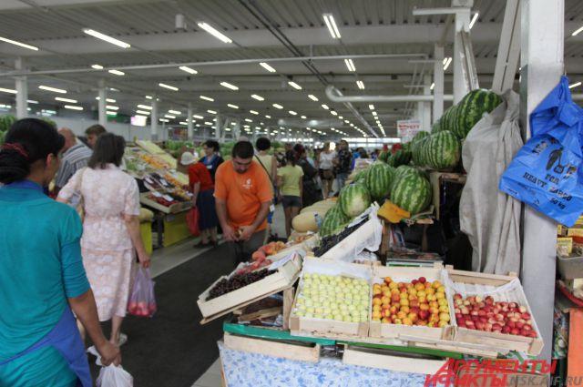 В Новосибирской области стало меньше рынков