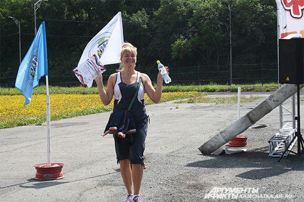 Участники получили сертификаты об успешной сдаче норм ГТО.