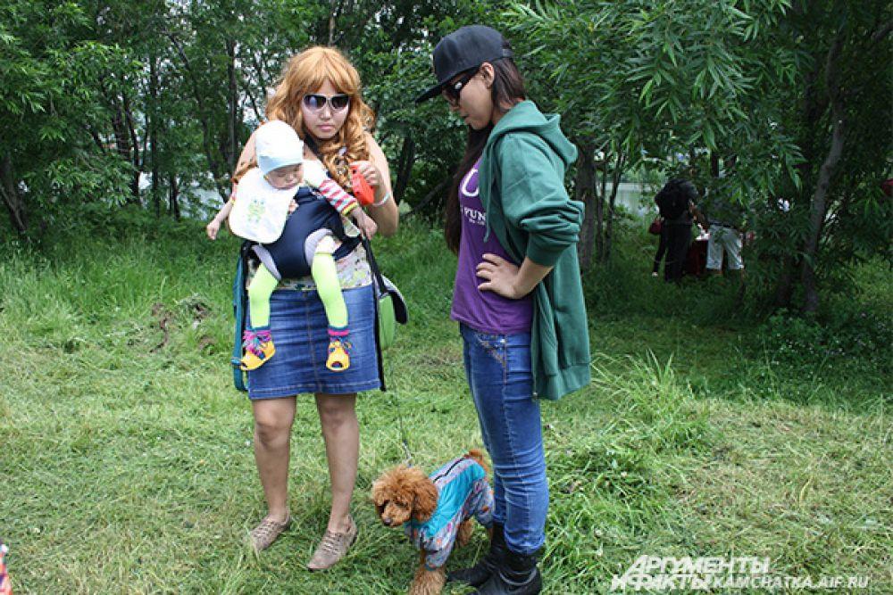 На Камчатке проживают представители различных народов мира.