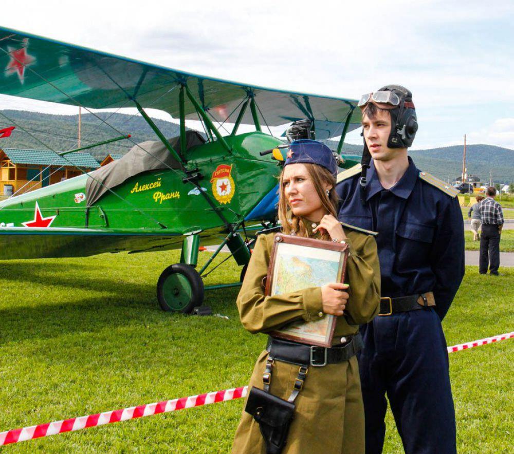 «Ночной бомбардировщик» По-2 был разработан еще в 1928 году