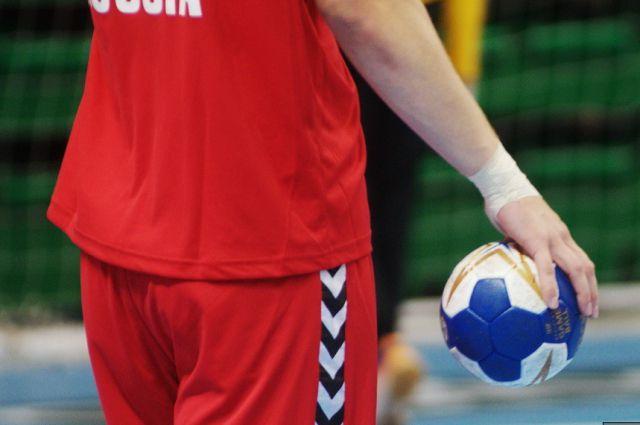 Российские гандболисты в Екатеринбурге обыграли хорватов