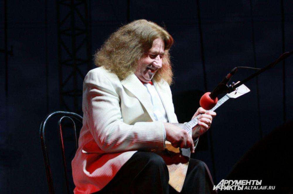 Владимир Бакитко, музыкант.