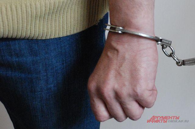 Оба грабителя были задержаны.