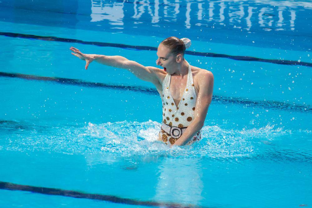 Светлана Ромашина - 18-кратная чемпионка мира.