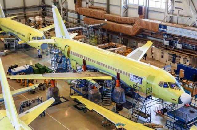 Не исключено, что комсомольские авиастроители примут участие в создании одной из ТОСЭР