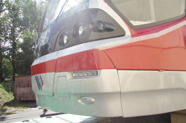 В сентябре в столице Урала появится первый низкопольный трамвай