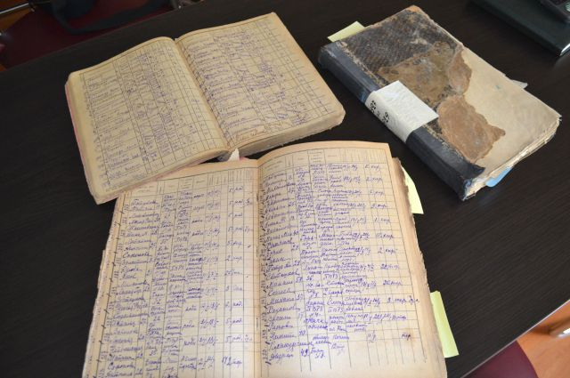 Записи пылились в архиве почти 90 лет