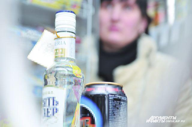 Алкоголь продавался без лицензии.