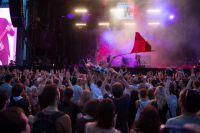 На фестиваль «Кубана» приехало более 15 тысяч человек.