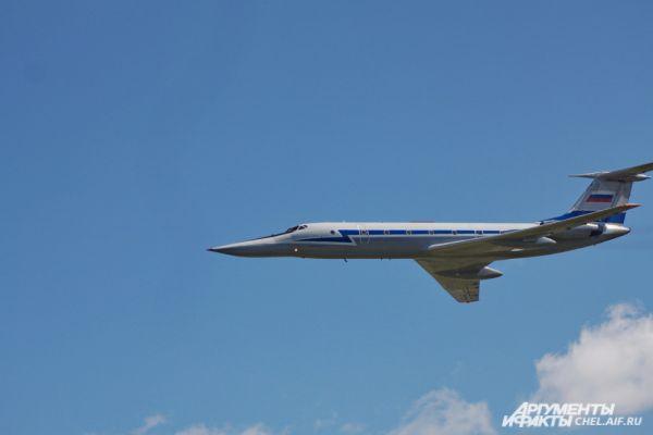 Самолёт Ту-134БЛ.