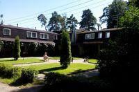 Отель в парке отличное место для уединённого отдыха.