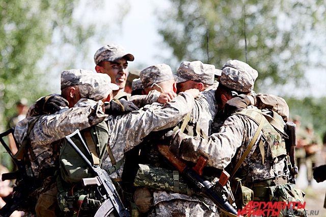 Новосибирские разведчики победили в международных армейских играх