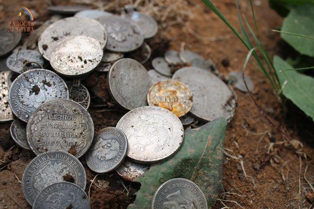 В москве нашли клад coins pictures