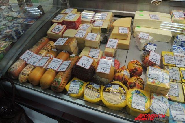 90% сыров не соответствуют стандартам качества.