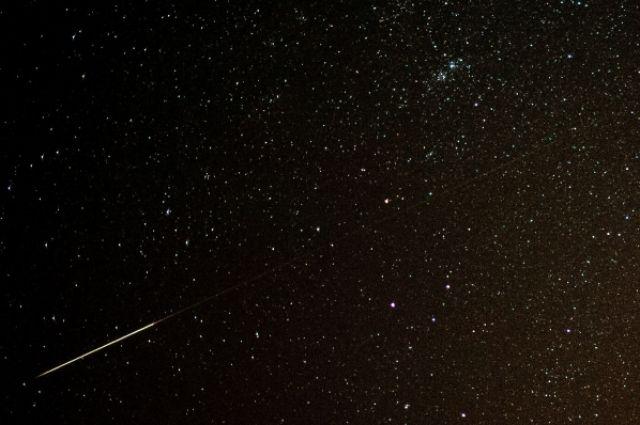 Метеоры пронесутся над Омском.