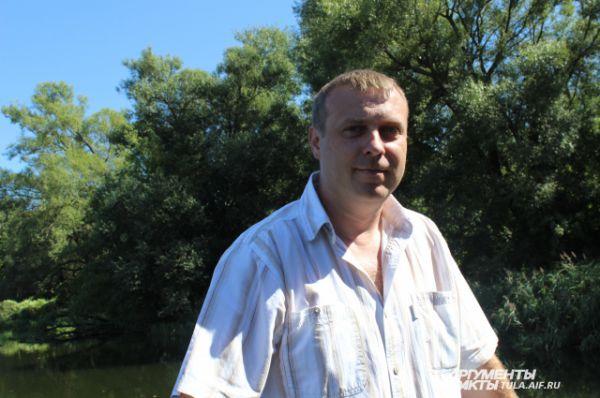 Алексей Пучков.