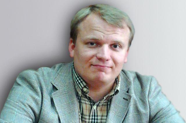 Илья Шуманов.