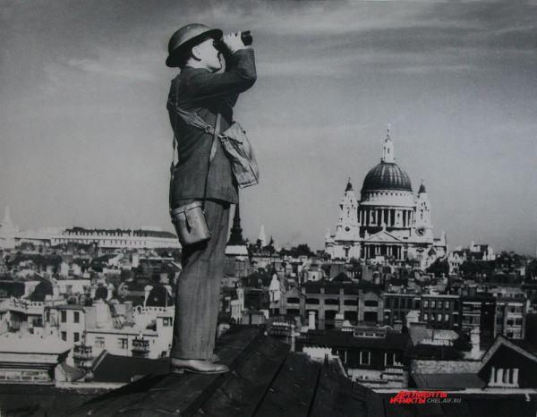 Наблюдатель на крыше
