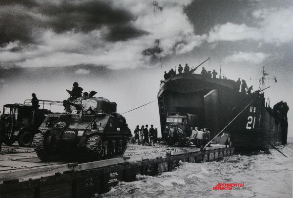 Британский танк