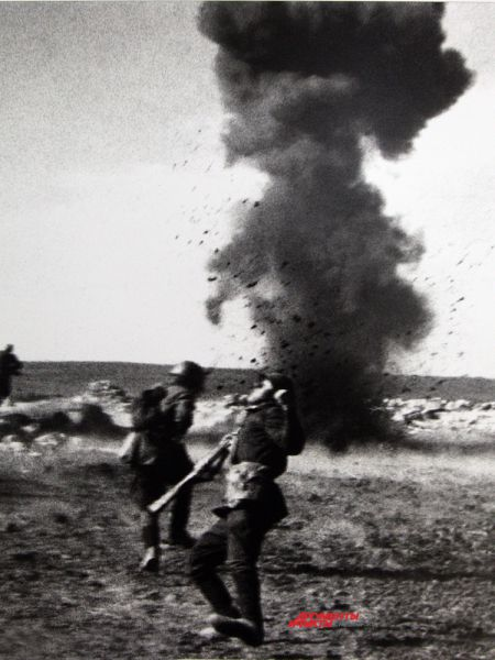 Смерть солдата