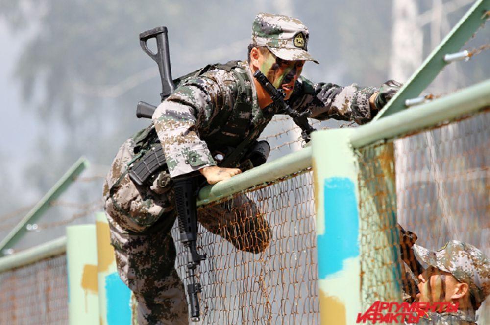 Военные из Китая удивили всех своей скоростью.