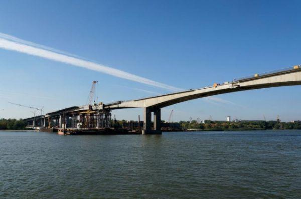 6. Ворошиловский мост (идёт реконструция)