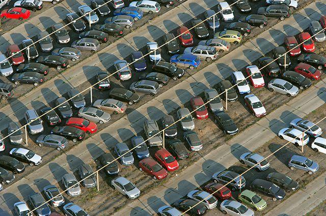 Парковка будет рассчитана на 350 мест.