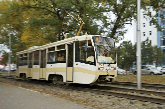 17 августа трамваи возобновят движение в Металлургический район Челябинска