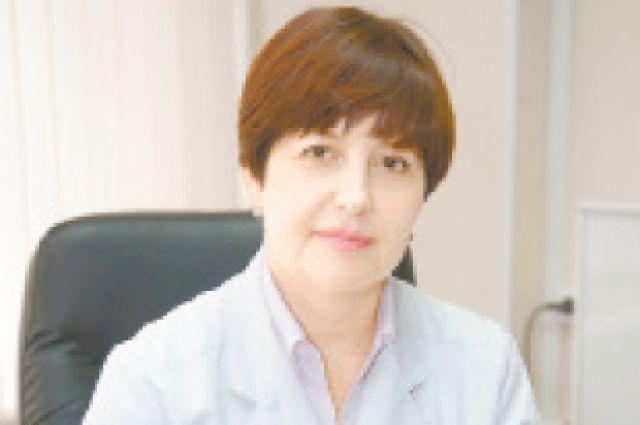Ирина Васильева.